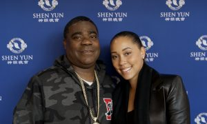 Tracy Morgan Says Shen Yun Is Magic