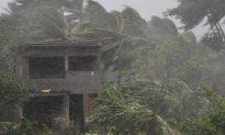 Cyclone Fani Hits India's East Coast, 1.2 Million Evacuated