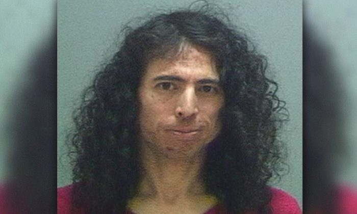 Elle Weissman, 43, was charged with attempted murder after she allegedly tricked herboyfriend into drinking a potentially lethal drain cleaner, on April 29, 2019. (Salt Lake City Sheriff's Office)