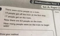 Riddle Time: Second-Grade Math Question Has Everyone Wracking Their Brains