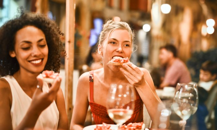 One of the benefits of a fast metabolism is not having to worry as much about how many calories you eat. (Adrienn/Pexels)