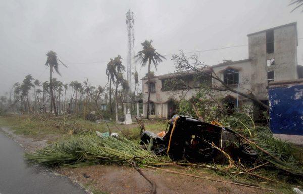 India Cyclone 4