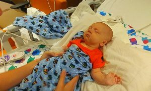 7-Month-Old Baby Diagnosed With Rare Disease With No Known Cure