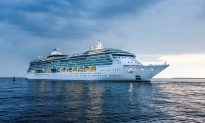 'They Hit Us:' Two Cruise Ships Collide in Port, Shocking Passengers