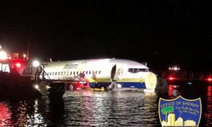 Over 100 People in Boeing 737 Have Flown Into a Florida River: Mayor