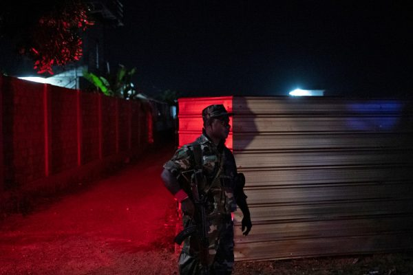 Sri Lanka's training camps allegedly linked to Islamist extremists