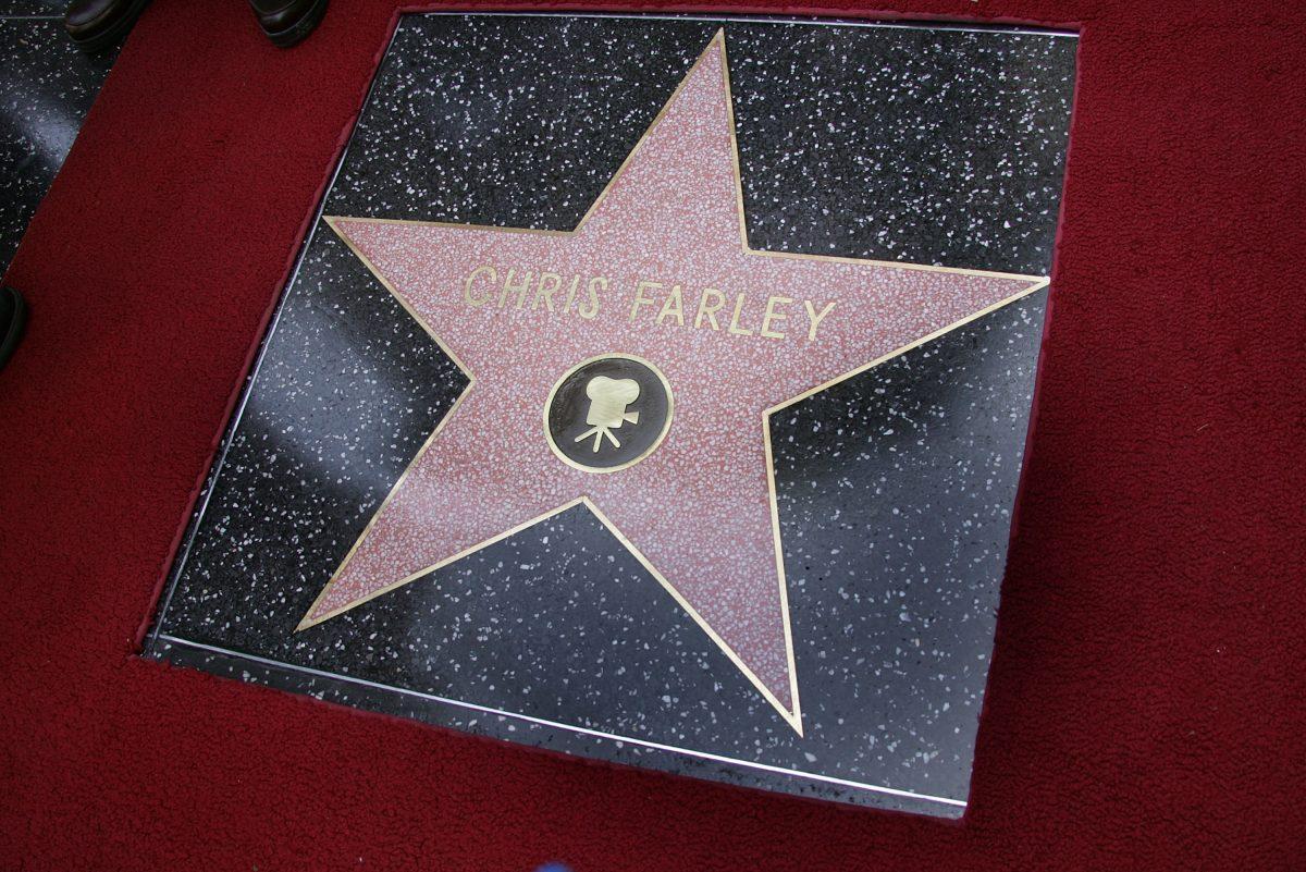 Chris Farley star