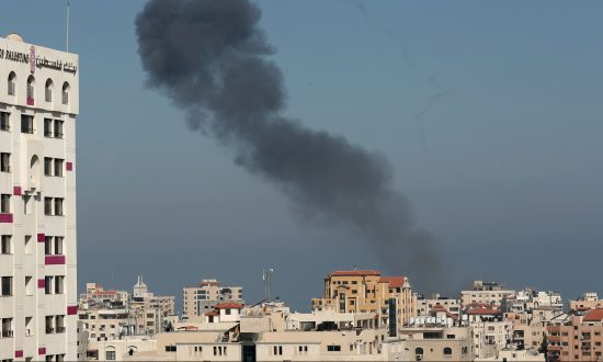 Pregnant Palestinian Mother and Baby Killed by Misfired Jihadi Rocket, Not Israeli Air Strike: Military