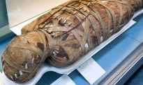 2,500-Yr-Old Mummy With Elaborate Tattoos & Bag of Weed Died of Breast Cancer, Scientists Say