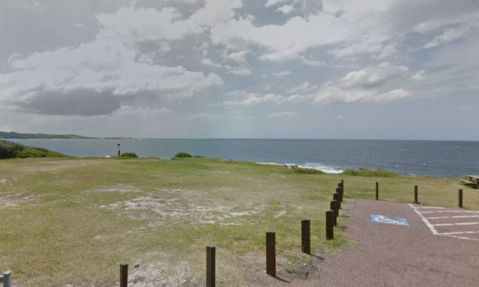 The parents of an American tourist to fell to his death in Australia have revealed the last photo he took. (Google Street View)