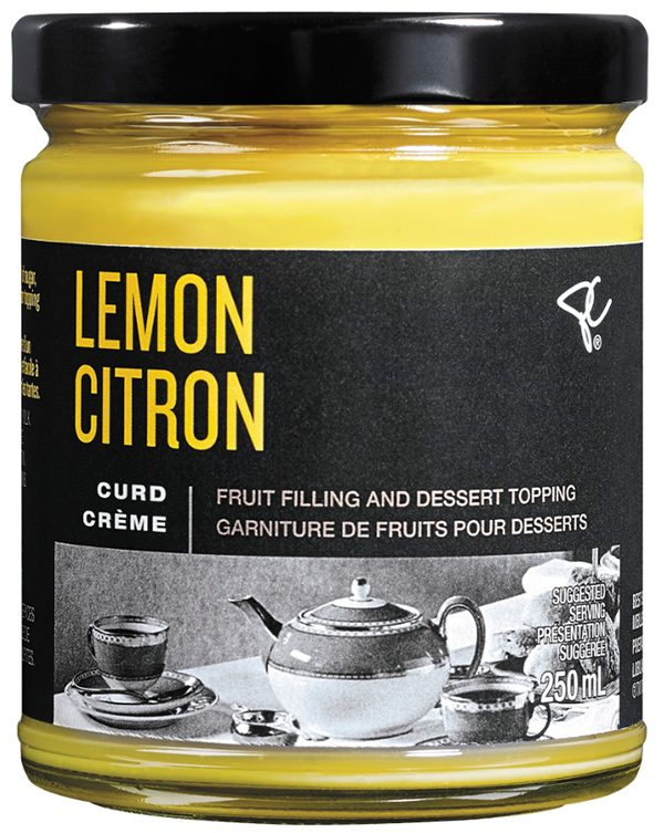 A recall warning was issued for PC Black Label Lemon Curd on May 3, 2019. (Canadian Food Inspection Agency)