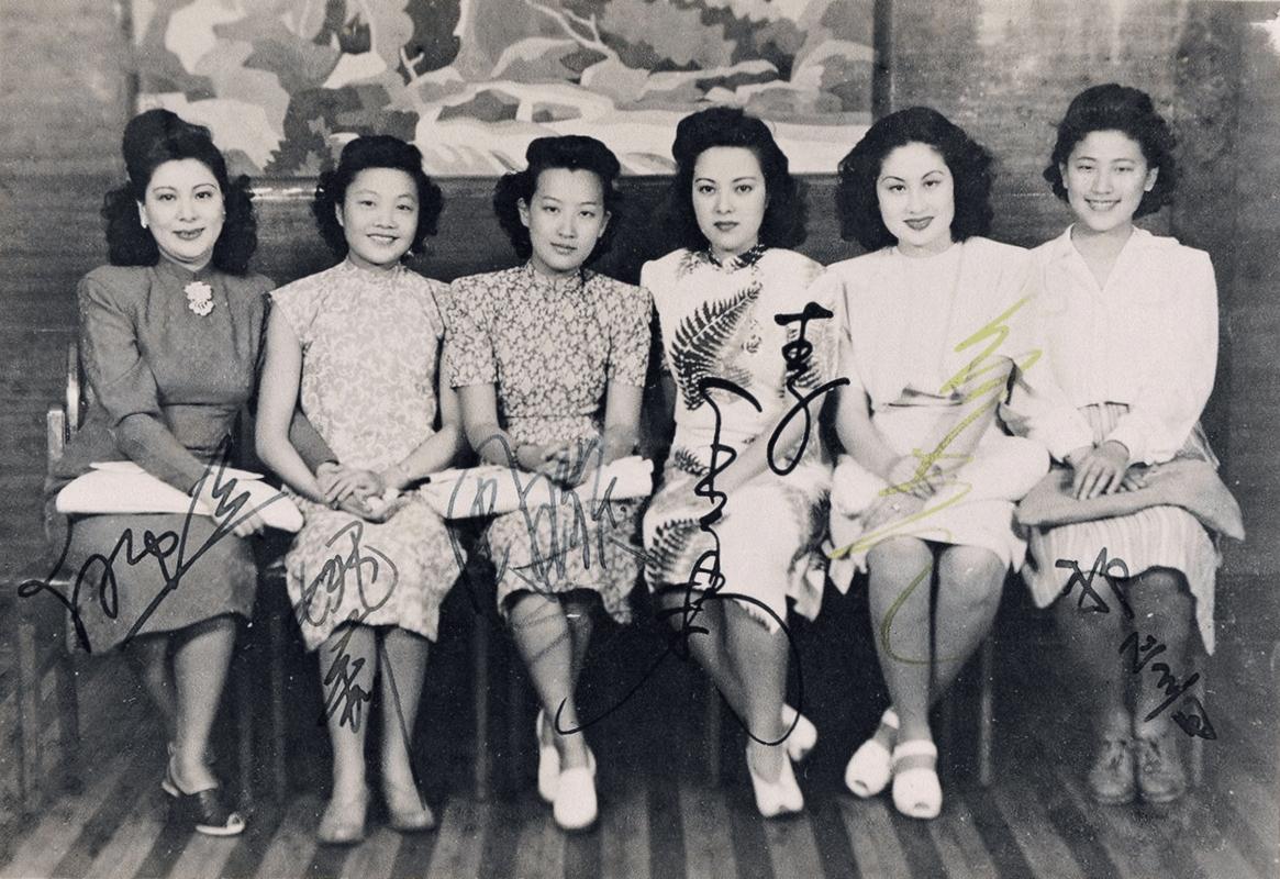 China_singing_stars_1940s