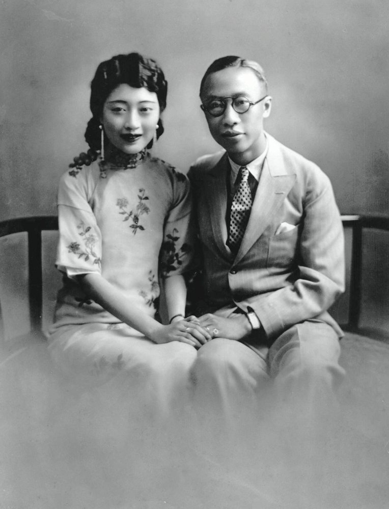 emperor and wife