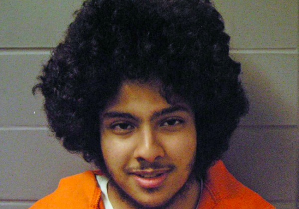 Chicago terrorism suspect Adel Daoud, on May 6, 2019. (U.S. Marshals office via AP)