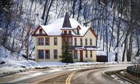 Free Victorian Style House Available in Midwest