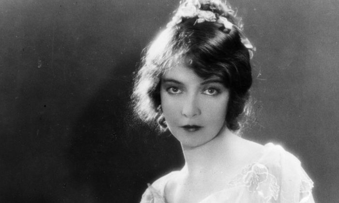 Lillian Diana Gish. (Hulton Archive/Getty Images)