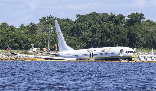 Miami Air International plane crash at Jacksonville Florida