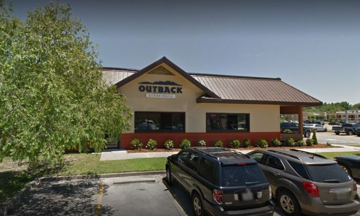 The Outback in Slidell, Louisiana (Google Street View)