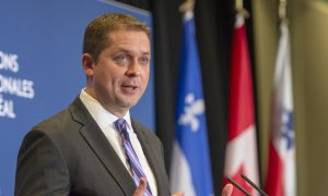 Canada's Relationship With China Needs 'Total Reset,' Says Tory Leader Andrew Scheer