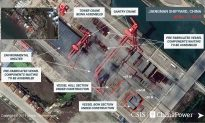Images Show Construction on China's Third and Largest Aircraft Carrier: Analysts