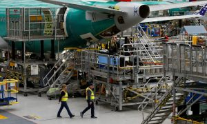 Boeing Says Safety Review Corroborated Its Findings on a 737 MAX Sensor