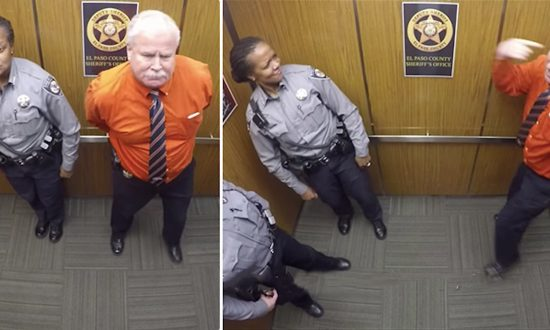 What They Caught Retiring Sheriff's Deputy Doing in Elevator Is Something You Need to See