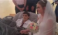 5 Hours After Saying 'I Do,' Army Veteran Dies From Cancer in His New Bride's Presence