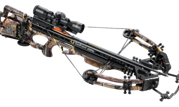 Stock image of a crossbow. (Capri23auto/Pixabay)
