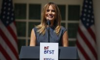 Melania Trump Announces Expansion of 'Be Best' Initiative