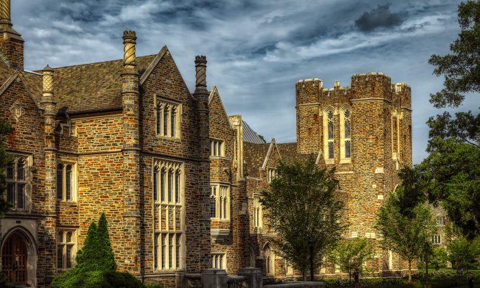 Duke University. (The Epoch Times)