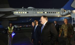 Mike Pompeo Makes Secret Iraq Trip on US Security Concerns Over Iran