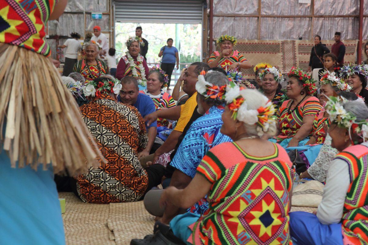 Pacific island community