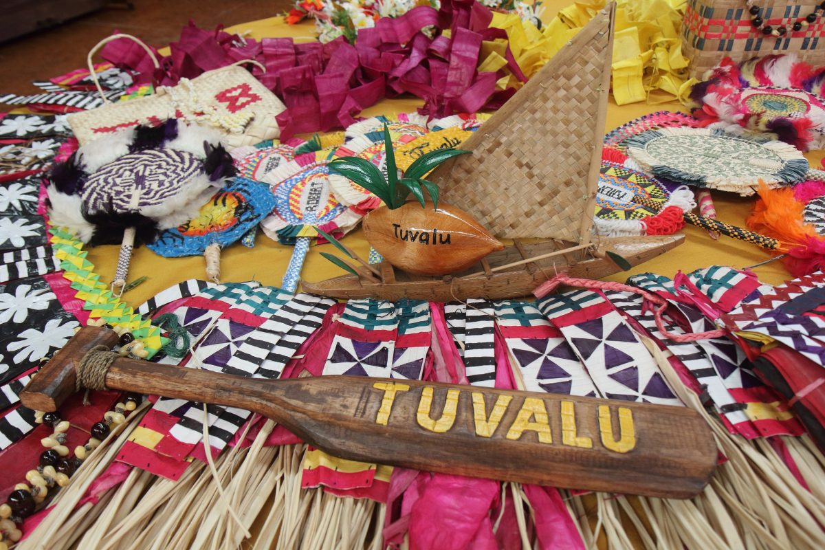 Pacific island crafts