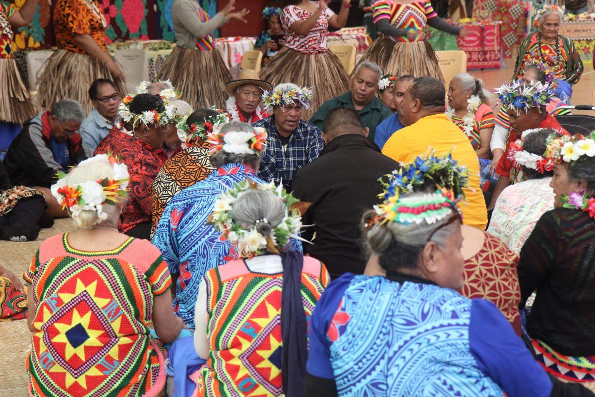 Polynesian community