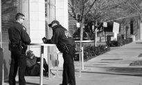 Cop Decides to Issue Ticket to Beggar After Many Warnings, but ID Check Changes His Mind