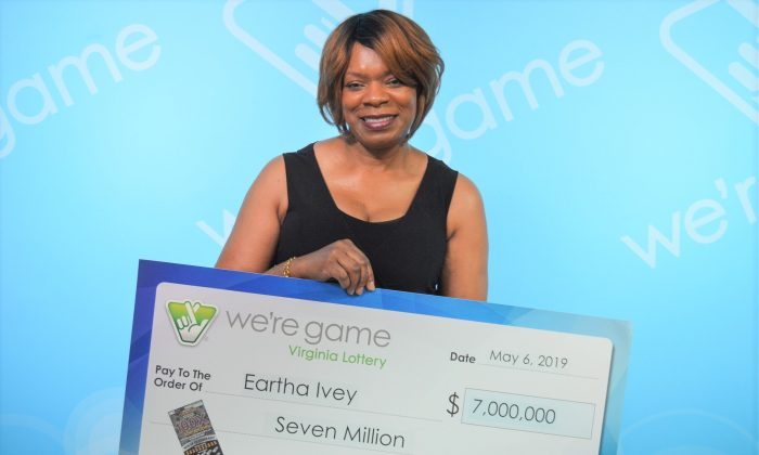 Nurse Wins $7 Million in Lottery Scratch-Off Ticket