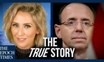 The Untold Story of Rod Rosenstein