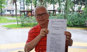 Hong Kong Victim of Business Fraud in China Urges City to Scrap Extradition Bill