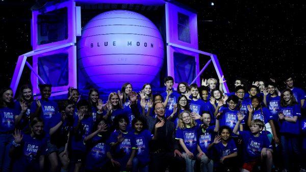 Jeff Bezos Moon Landing 2