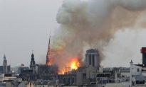 Notre Dame Cathedral Ceiling 'Not Saved Yet,' Could Still Collapse
