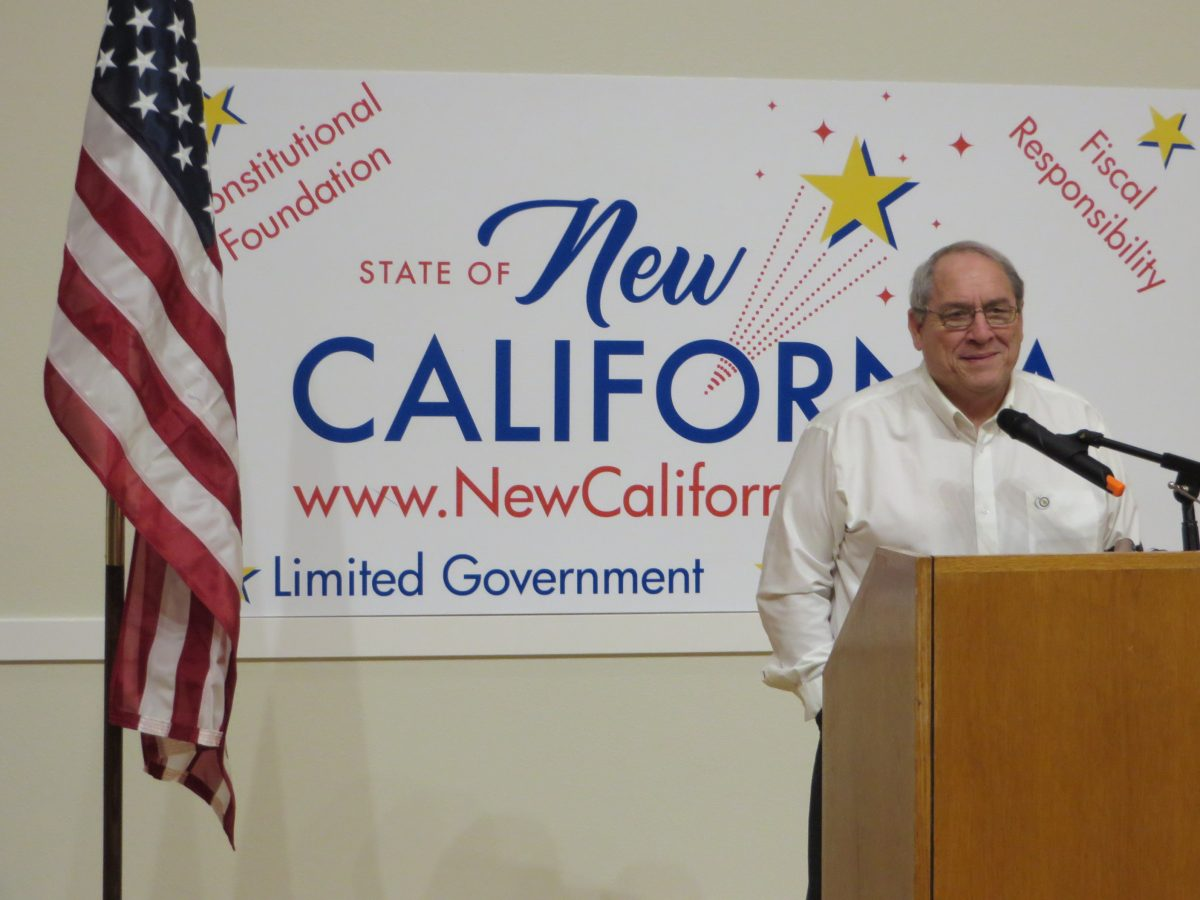 New California State Movement Slams Socialism, Upholds Constitution