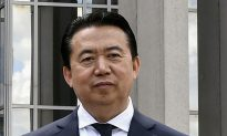 China Files Formal Charges Against Former Interpol Chief