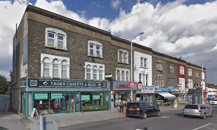 An image of the area where the reported shooting took place. Police were called to reports of a gunshot at or near the Seven Kings Mosque in High Road, Seven Kings on May 9, 2019. (Google Maps)