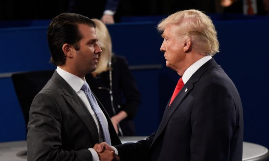 Donald Trump Jr. Responds to Speculation That Former President Trump Could Run for Congress