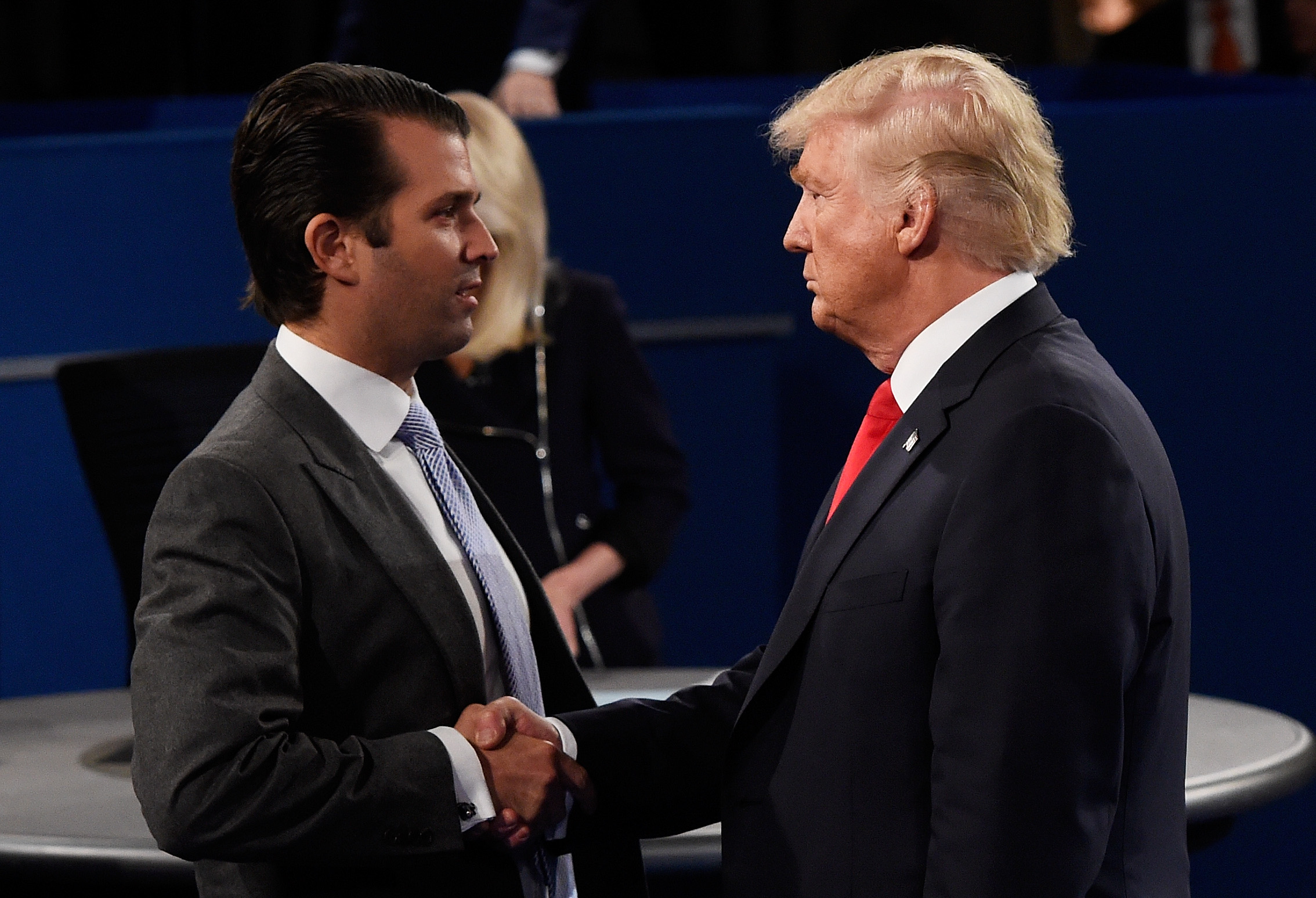 Secret Service Says Trump, Son Are No. 1 and No. 2 Targets for Death Threats: Trump Jr.