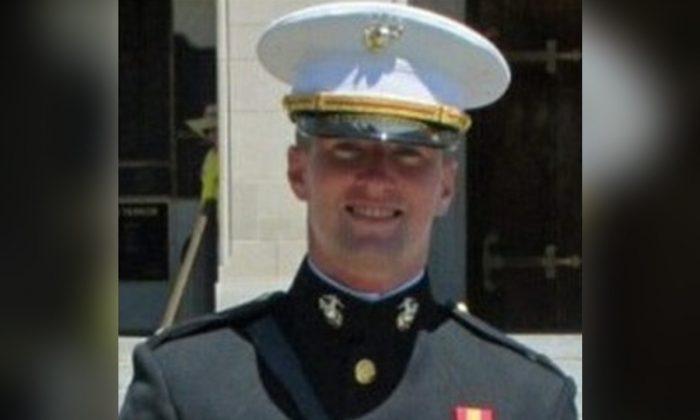 First Lt. Hugh C. McDowell. (United States Marine Corps via AP)