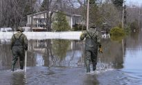 Waters to Rise Again in Ottawa Area, Even as N.B. Turns to Flood Recovery Mode