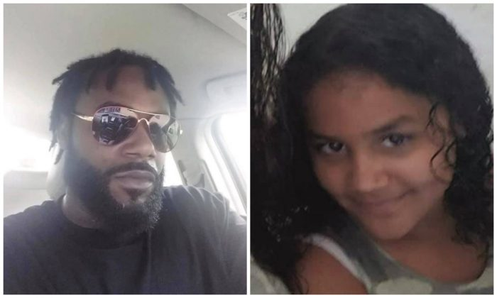 Police are searching for a father who allegedly broke into a home and forcibly removed his daughter. (Hillsborough County Sheriff's Office)