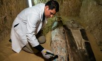 Archaeologists Uncover 4,500-Year-Old Egyptian Tomb of High Priest in Sarcophagus