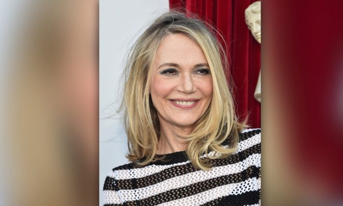 Actress Peggy Lipton poses for photos at an event at the Vista Theatre in Los Angeles, Cali. on July 16, 2014. (Alberto E. Rodriguez/Getty Images)